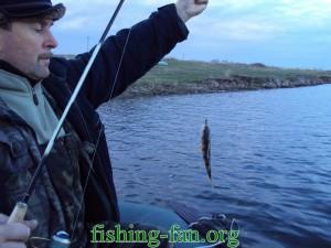 рыбалка на Николаевке