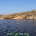Осень на Николаевском водохранилище