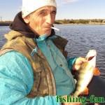 Дневник рыбака 14 10 2010 неожиданная рыбалка на Курахово