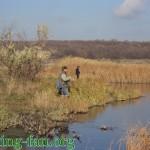 Дневник рыбака  13 11 10 судак осенью на спинниг