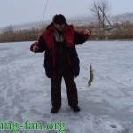 Дневник рыбака 15 01 11 зимняя ловля щуки