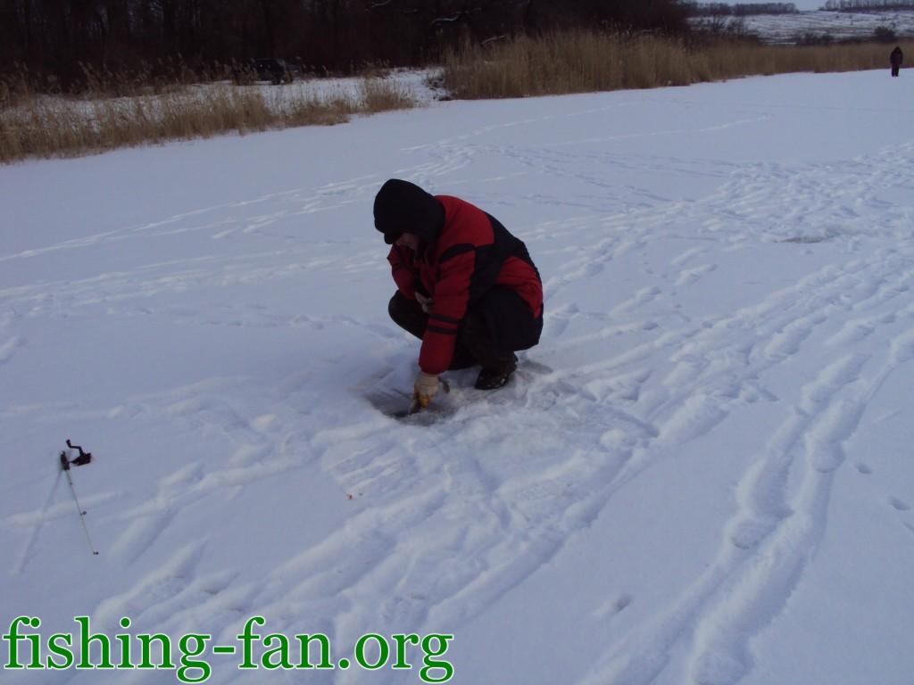 рыбалка зимой на щуку