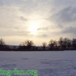 Дневник рыбака 02 и 05 февраля 2011г. Зимняя рыбалка на Молочном