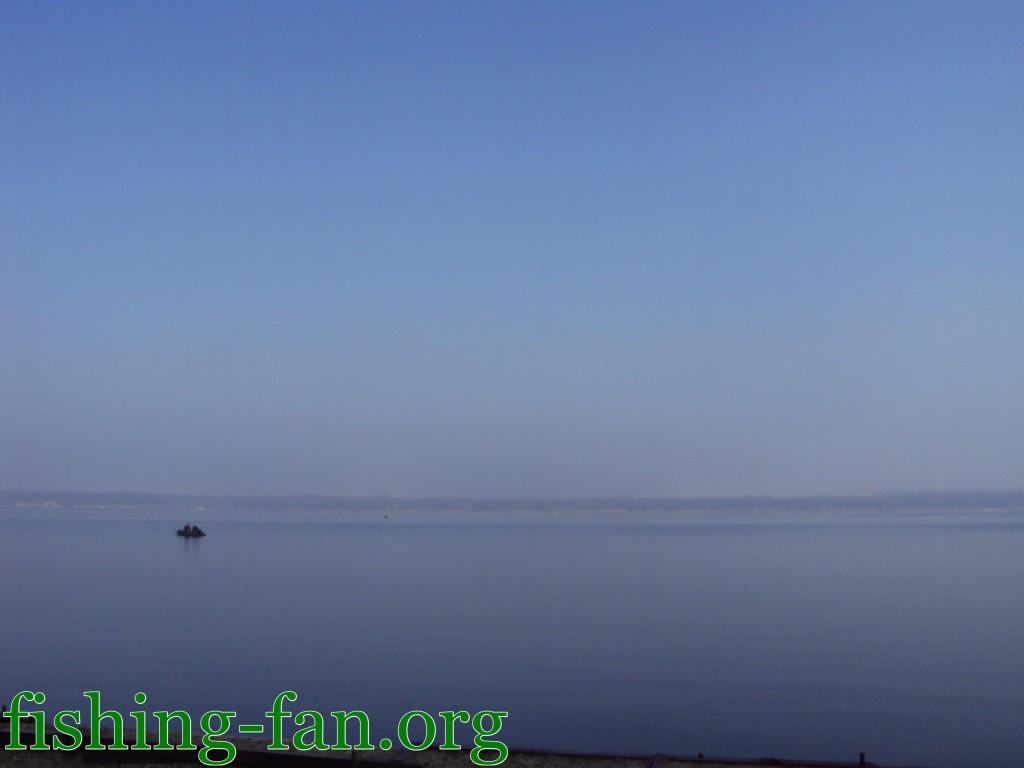 ловля весной с лодки на спиннинг