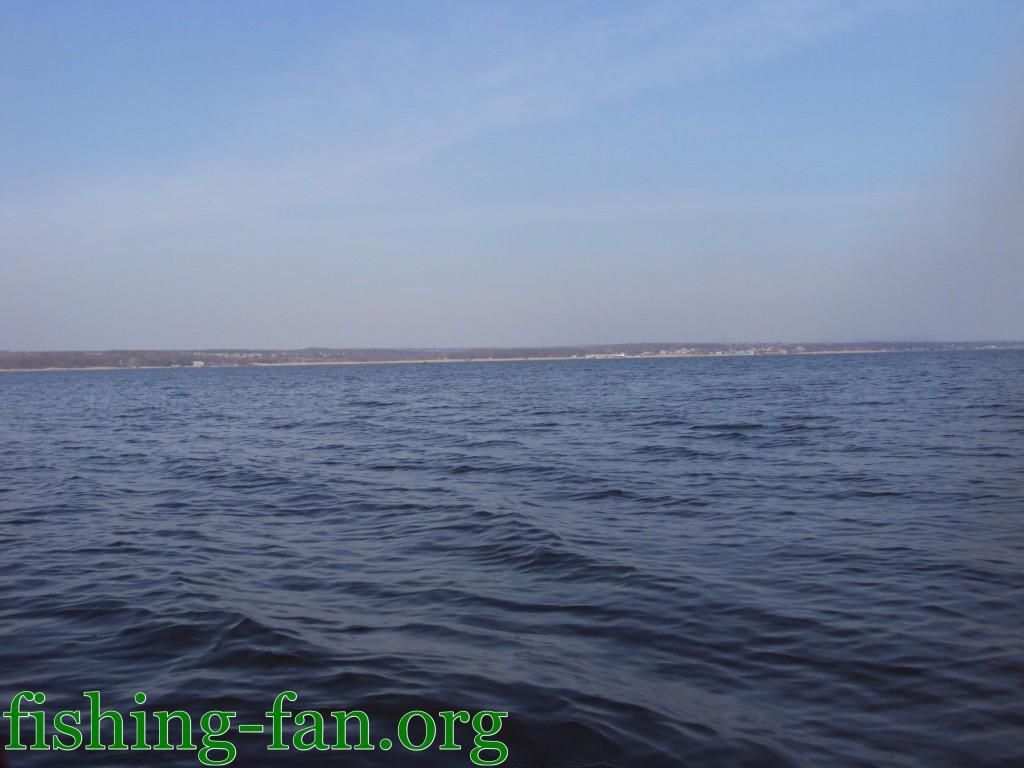 рыбалка весной на спиннинг с лодки