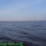 Дневник рыбака 13 03 2011. Первая весенняя рыбалка с лодки