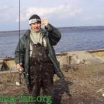 весенняя рыбалка в Украине на спиннинг