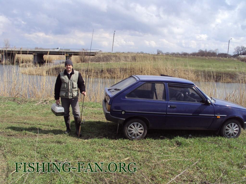 ловля щуки на спиннинг в Донецке