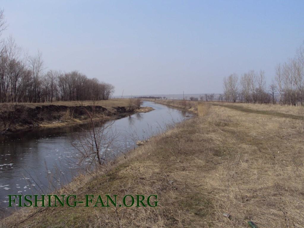 рыбалка весной на спиннинг