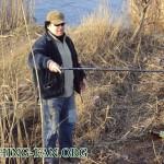 Дневник рыбака 02 04 2011. Рыбалка на Курахово на поплавочную удочку
