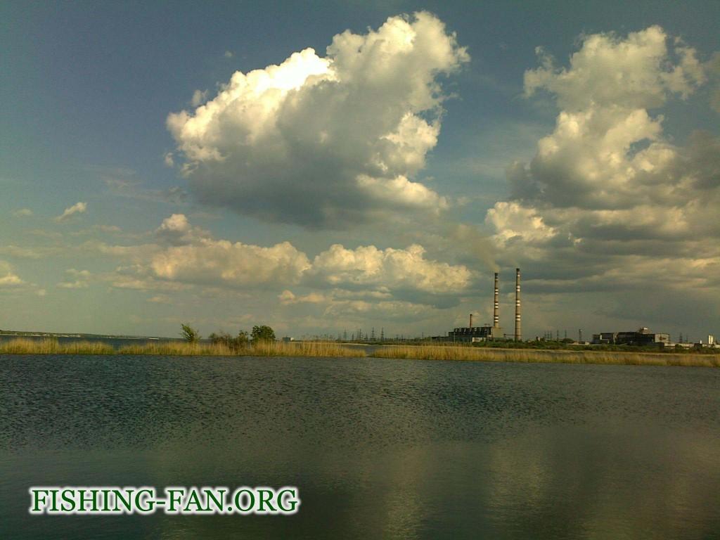 рыбалка в Донецкой области в конце весны