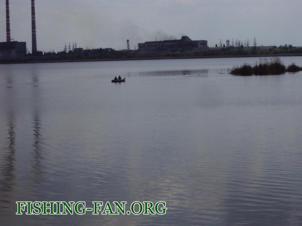 рыбалка на спиннинг весной в Донецкой области