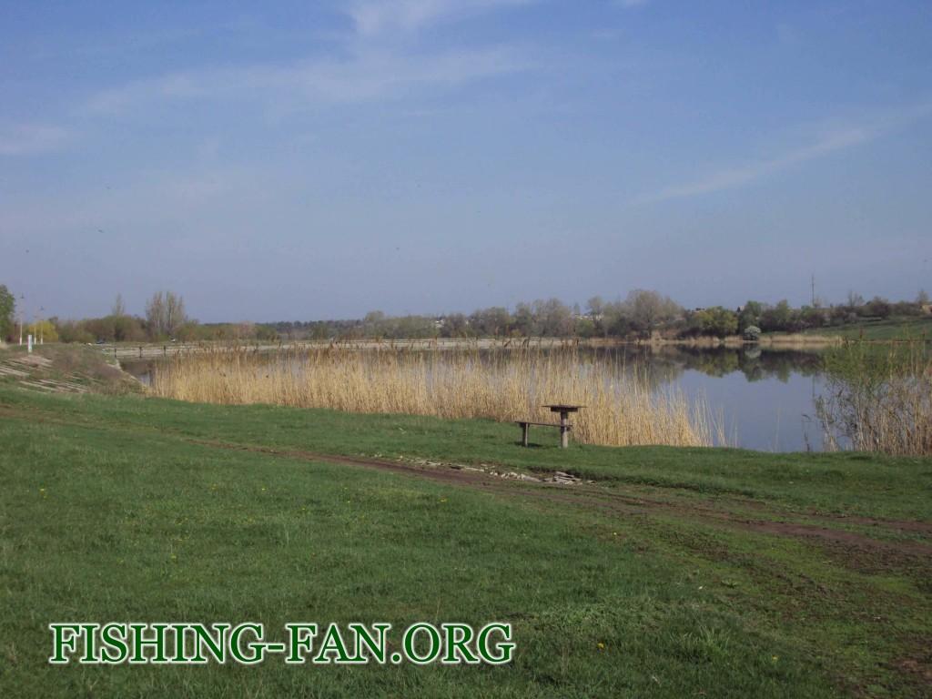 рыбалка весной в с. Константиновка