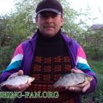 Дневник рыбака 08 05 2011. Рыбалка на курахово весной.