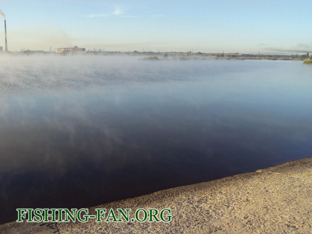 рыбалка в Донецкой области летом