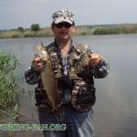 Дневник рыбака 25 05 2011г. Ловля хищника на спиннинг (окунь, судак, щука))