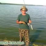 Дневник рыбака 18-19 06 2011г. Рыбалка летом с лодки с электродвигателем.