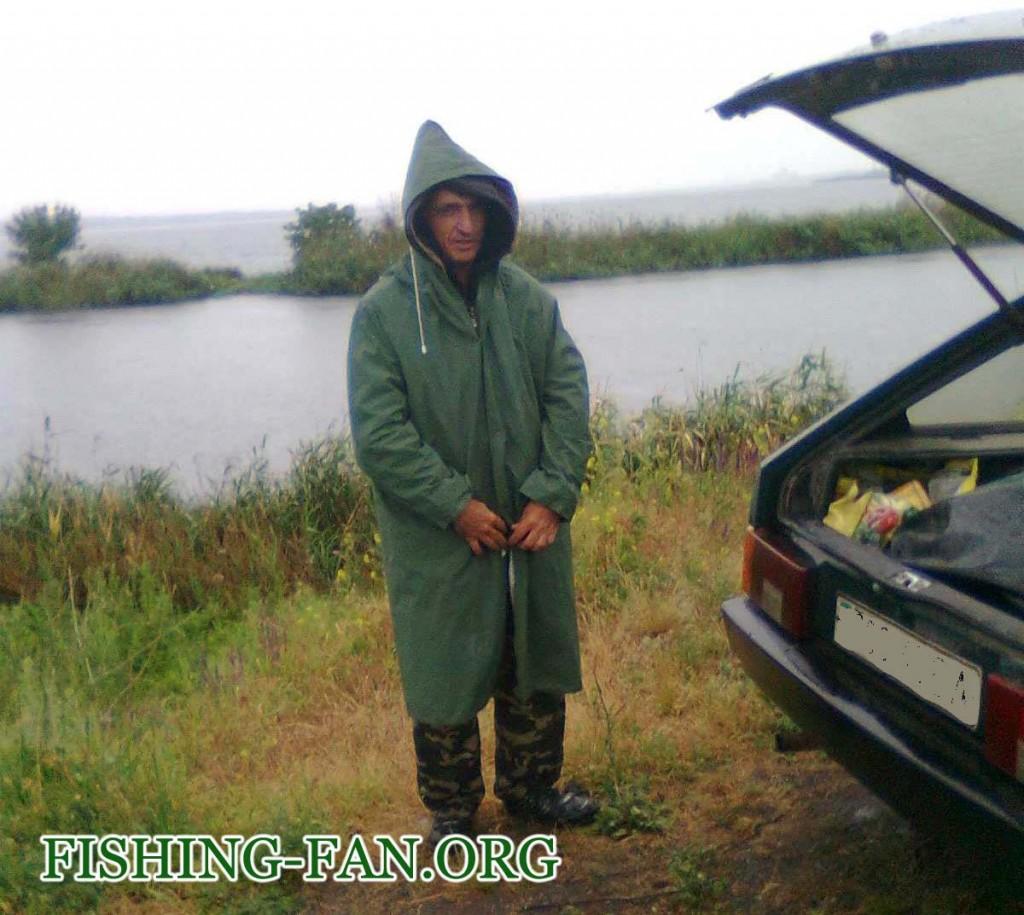 рыбалка летом в Донецкой области
