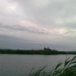Дневник рыбака 12 06 11 г. Рыбалка летом в дождь в Донецкой области.