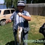 Записки рыбака – мысли вслух. Зависимость улова рыбы от качества снастей.