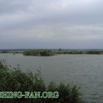 Дневник рыбака 24 07 11г. Не лучшие условия для ловли окуня на силикон с лодки.