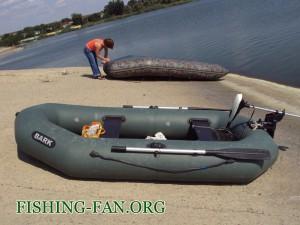 ловля с лодки на спиннинг осенью