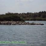 Дневник рыбака 03 09 2011. Рыбалка осенью на Кураховском водохранилище с лодки