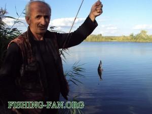 рыбалка осенью на курахово гарчем