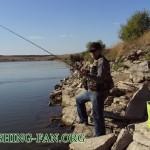 Дневник рыбака 18 09 2011. Рыбалка осенью на Георгиевке и Стыле