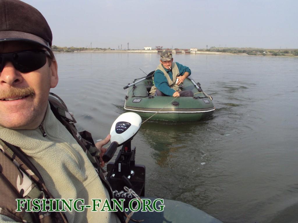 какой электродвигатель для рыбалки
