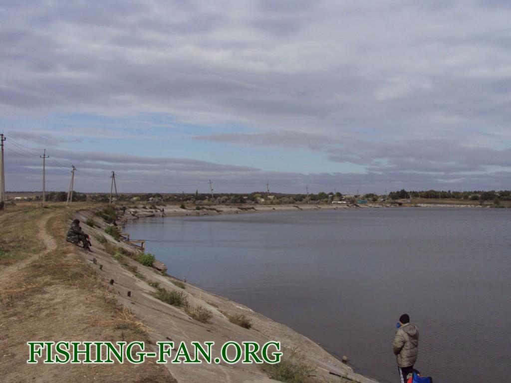 рыбалка осенью на Георгиевке
