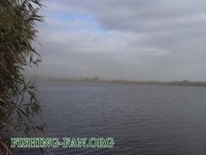 клев осенью на спиннинг в Донецкой области