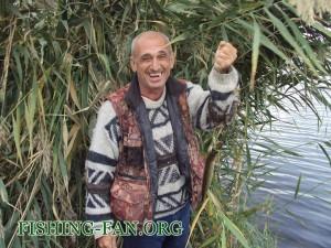 клев щуки осенью в Донецкой области