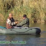 Дневник рыбака 08 10 2011. Активный клев щуки и отменного окуня осенью на спиннинг