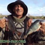 Дневник рыбака 15 10 2011. Порадовал крупный окунь на спиннинг в середине осени.