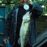 Дневник рыбака 19 10 2011. Рыбалка осенью - отличный судак на спиннинг.
