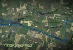 места ловли щуки осенью в Донецкой области