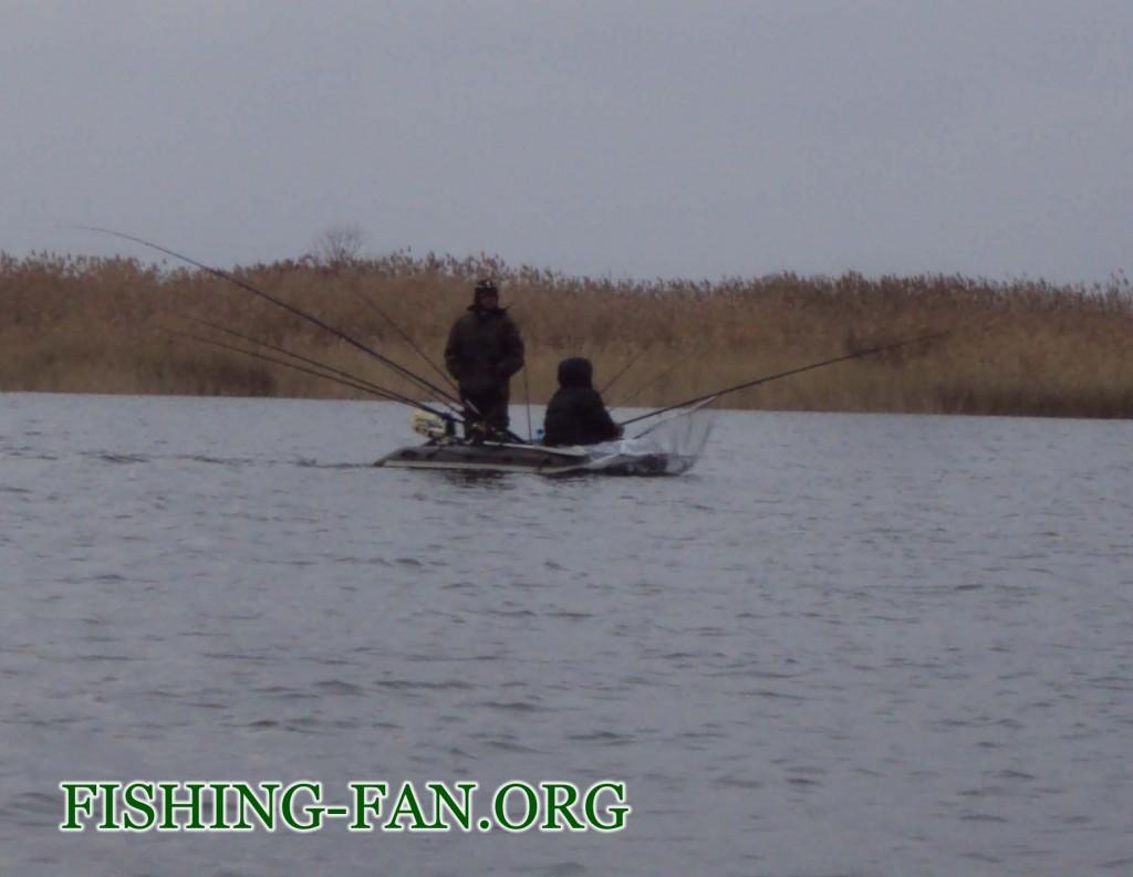 начало зимнего сезона рыбалка на спиннинг