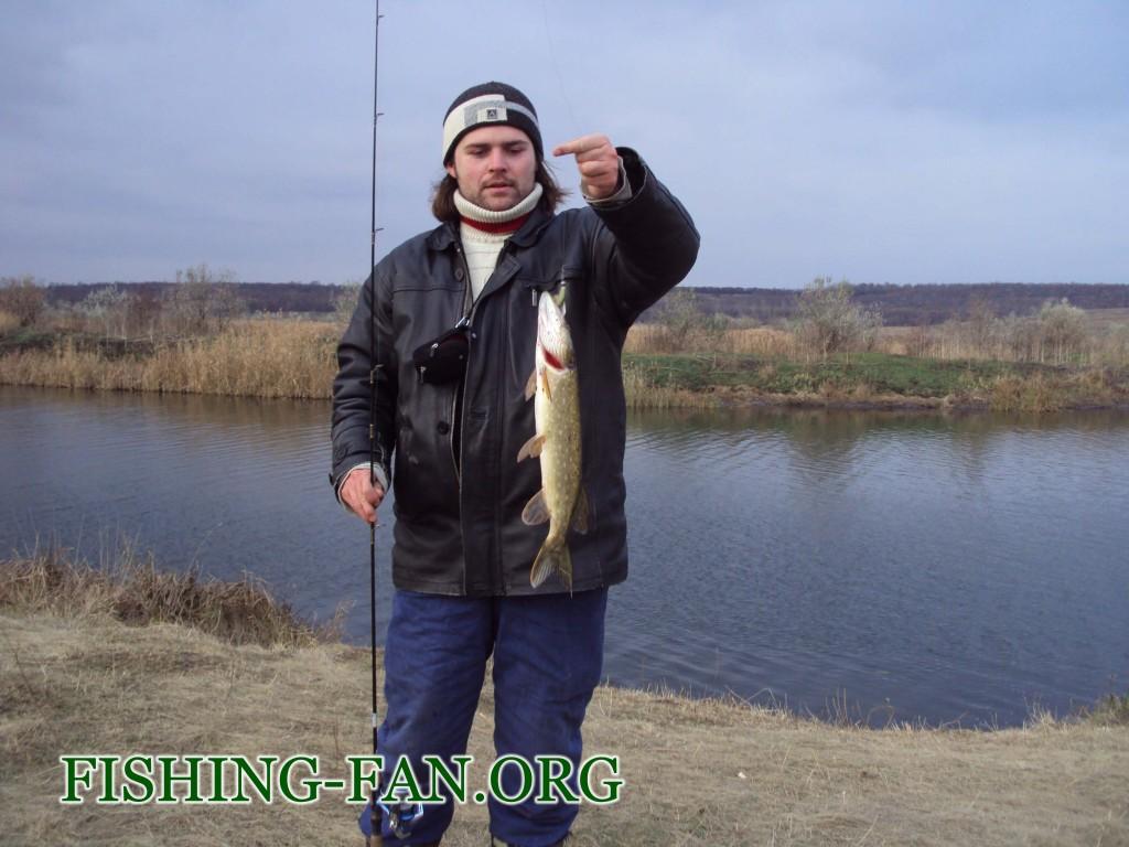 рыбалка в начале зимы щука на спиннинг