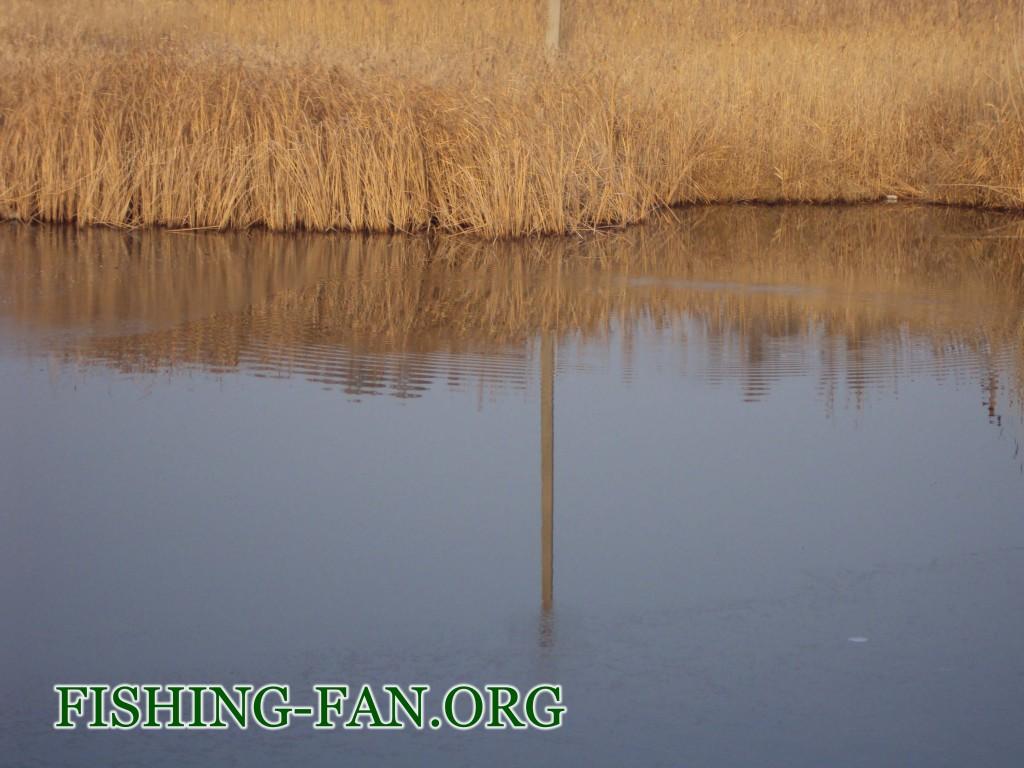 рыбалка поздней осенью спиннинг в мороз