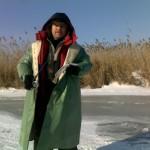 Дневник рыбака 25-28 января 2012г. Ловим щуку на балансир. Зимняя рыбалка в Донецкой области.