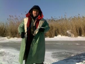 зминяя рыбалка на щуку в Донецкой области