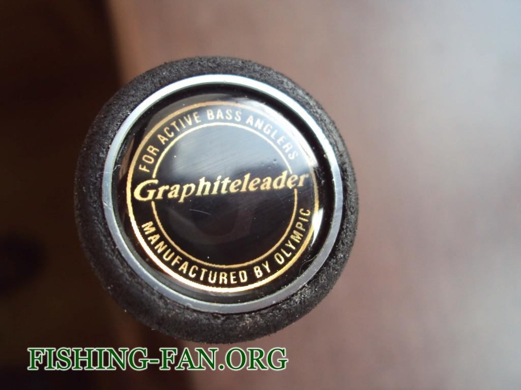 ОбзорУЛ спиннинга Graphiteleader CALZANTE GOCRS 762L-S