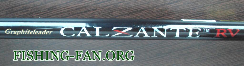 обзор спиннинга Graphiteleader CALZANTE GOCRS 762L-S
