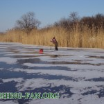 Записки Рыбака. Ловля щуки на балансир зимой.
