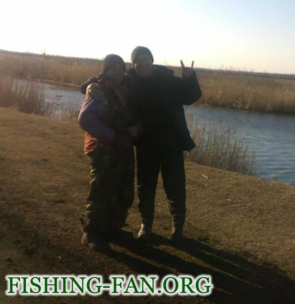 Ловля щуки спиннингом на реке Волчья