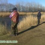 Дневник рыбака  24 03 12 г. Открытие сезона ловли спиннингом.