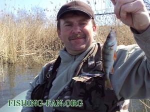 Весенняя рыбалка на спиннинг на Курахово