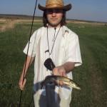 Дневник рыбака 27 04 12 г. Клев хищной рыбы в конце апеля в Донецкой области.