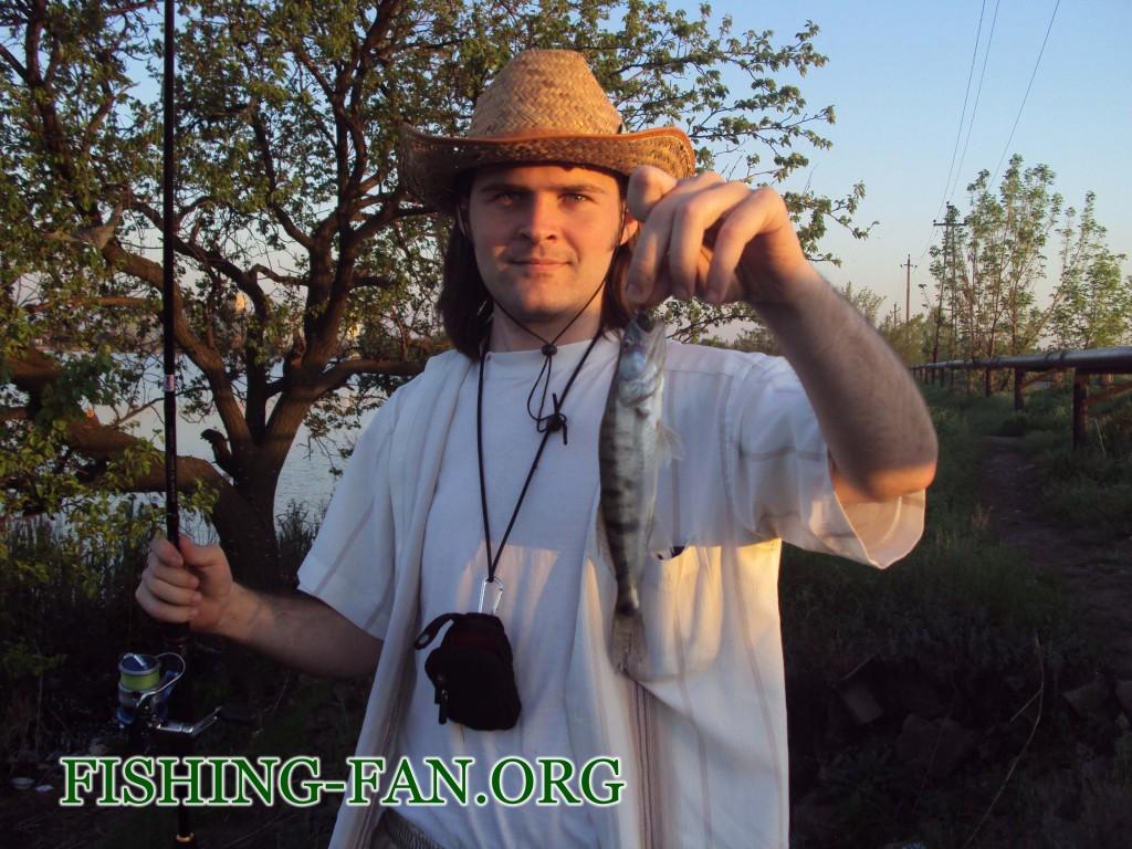 рыбалка весной клев судака на спиннинг в Донецкой области